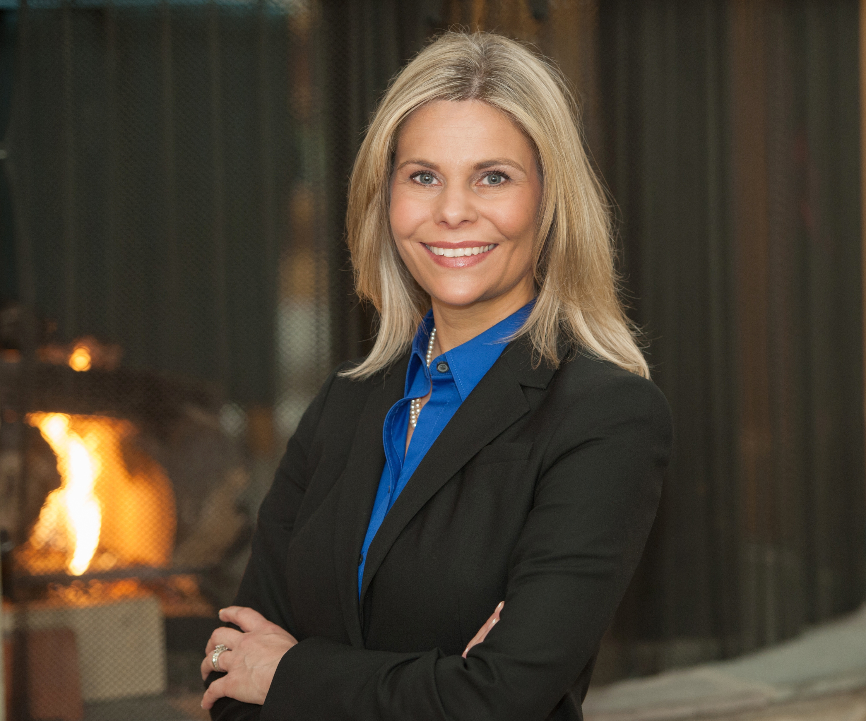 Jennie Lucca, CEO of The Children's Inn