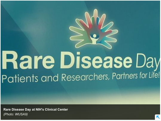 Rare Disease Day. Patients and Researchers, Partners for Life!