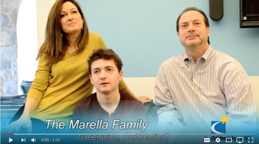 Andrew Marella family