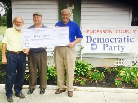 Ray Rapp Donation