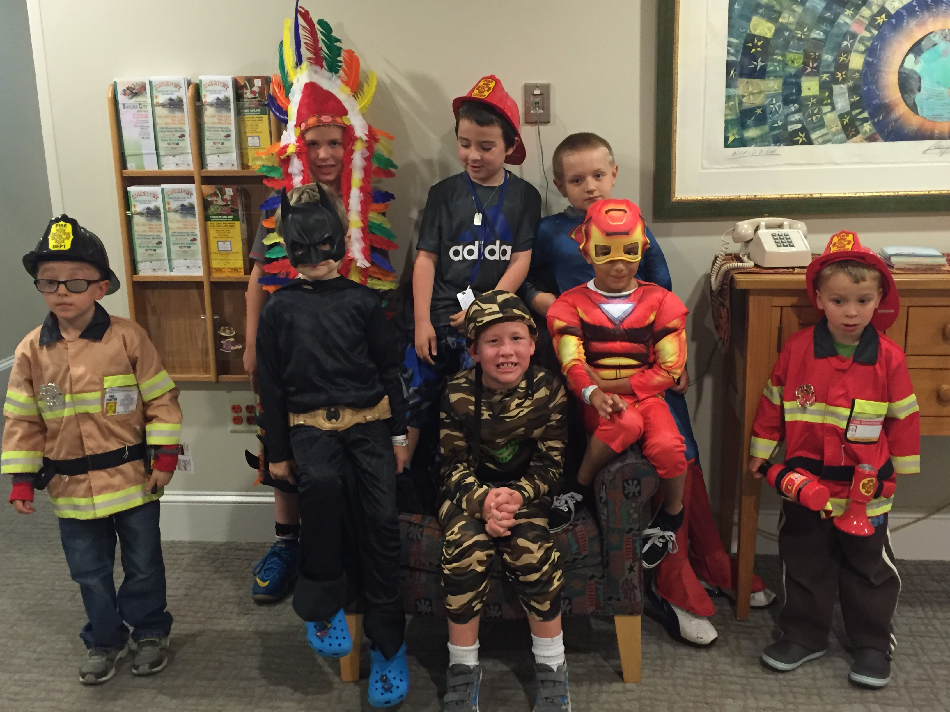 Halloween at The Children's Inn
