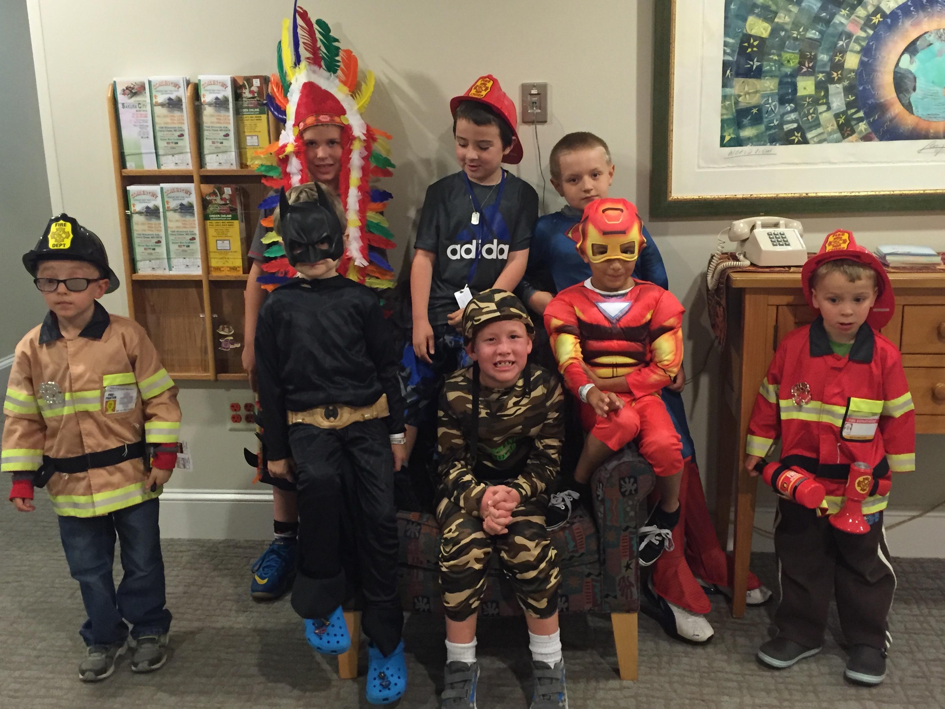 Halloween at The Children's Inn