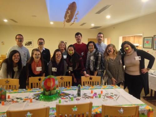 SMPC DC Family Dinner at The Children's Inn