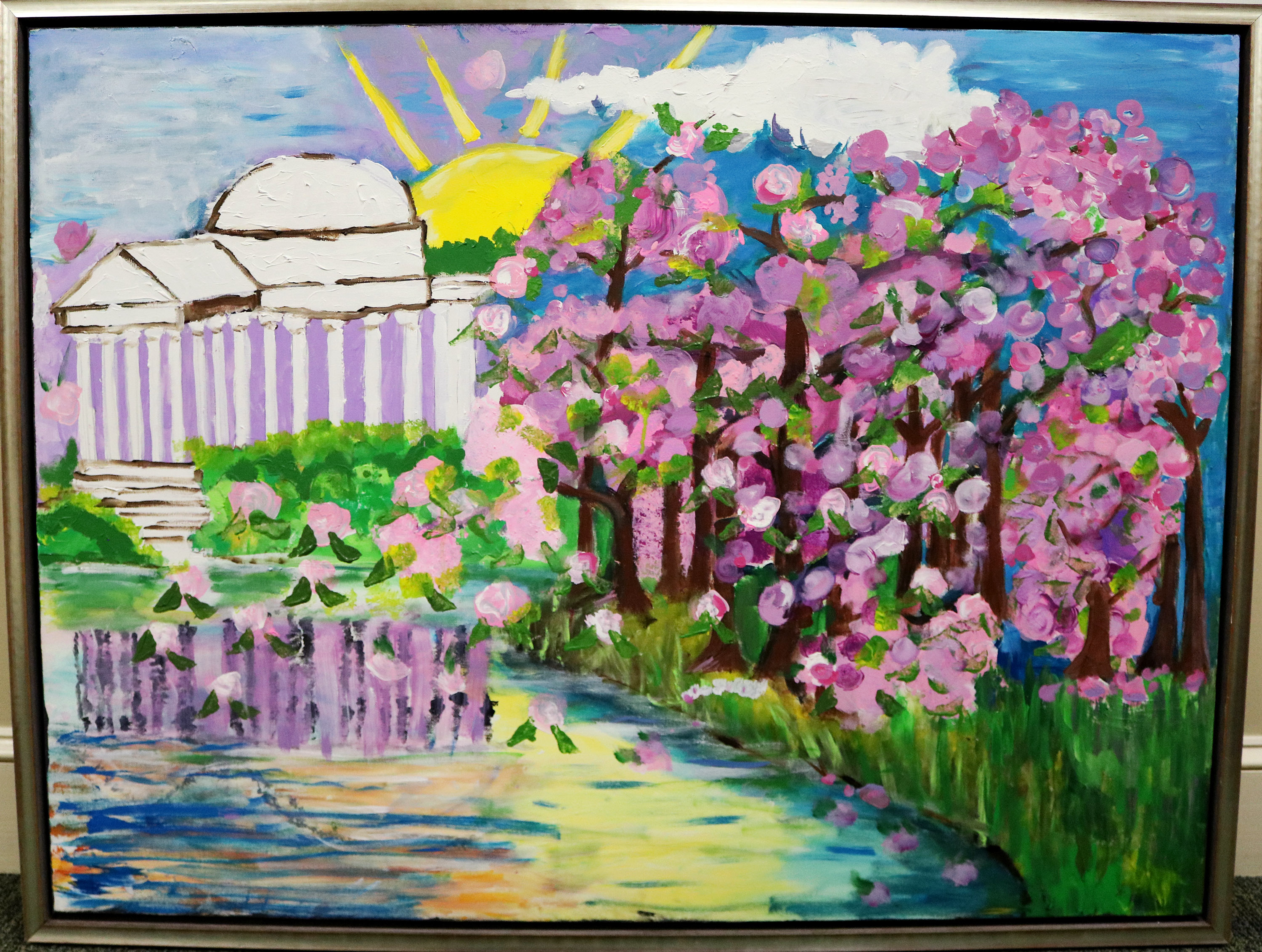CHERRY BLOSSOMS OF HOPE