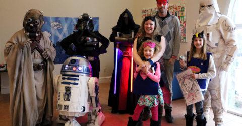 Comic-Con at The Children's Inn