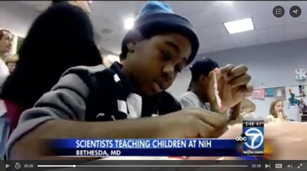 NASA scientists teach Inn residents through educational activities