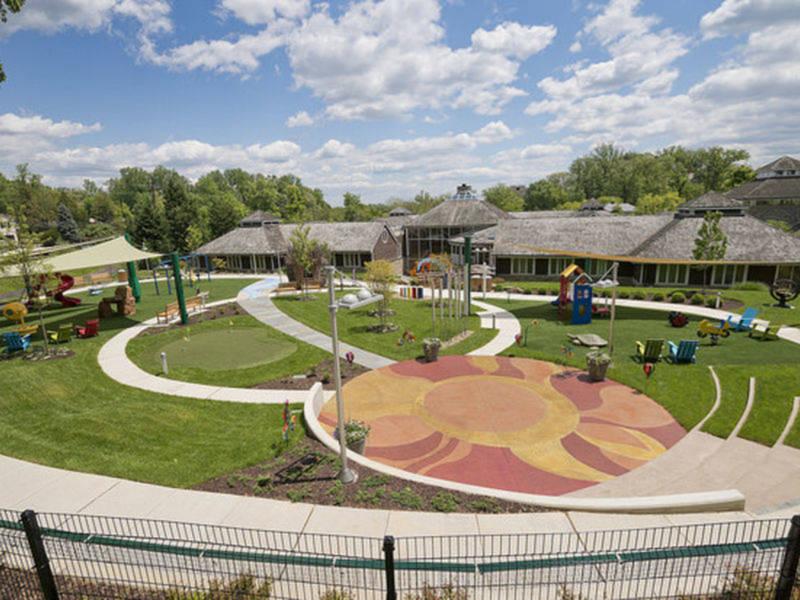 The Children's Inn Playground