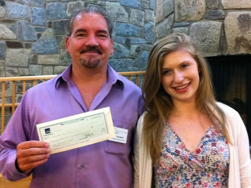 Eighth-Grader Donates Laptops to NIH