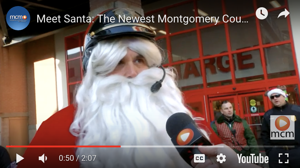 Santa My Montgomery Media