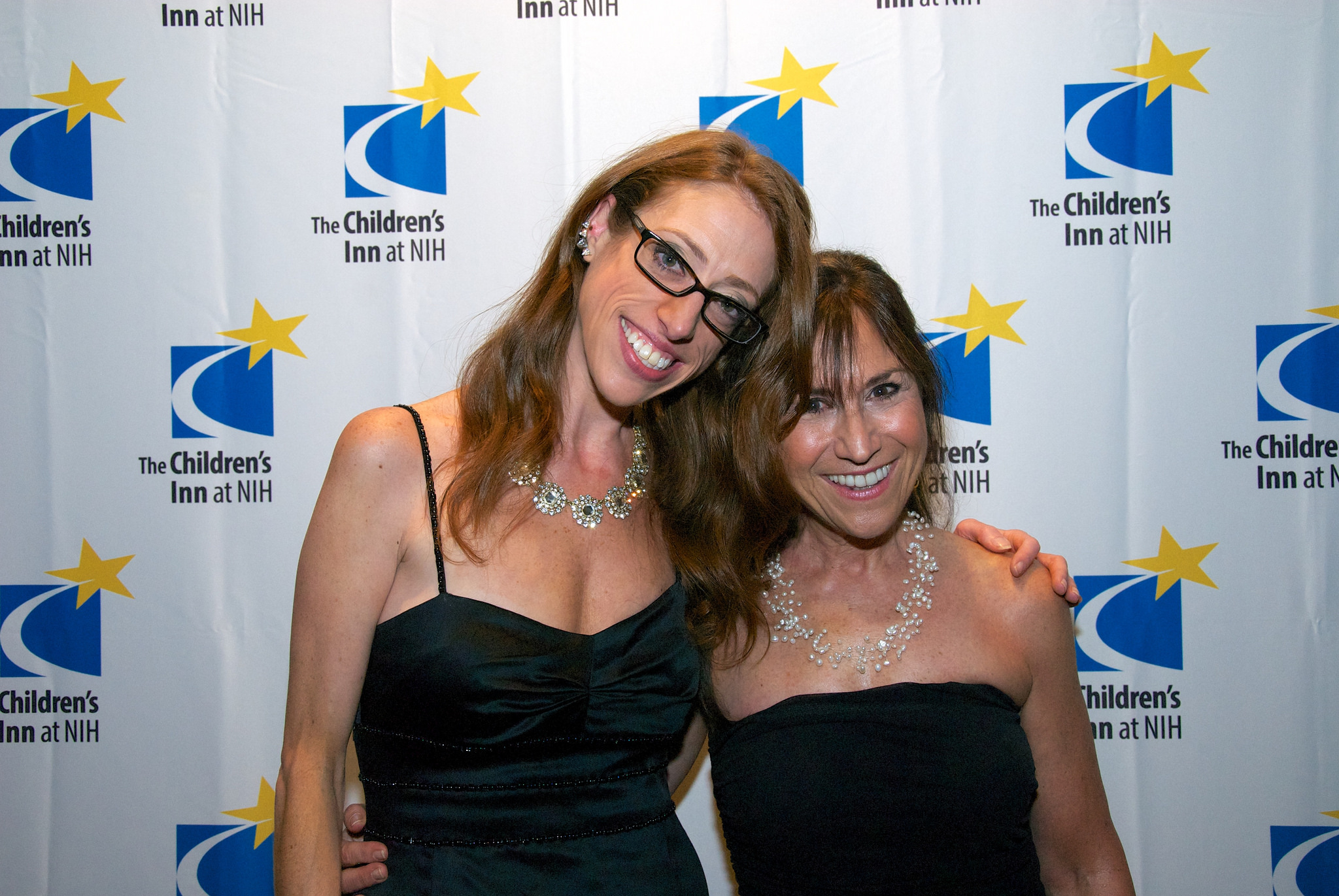 Lori Wiener at an event