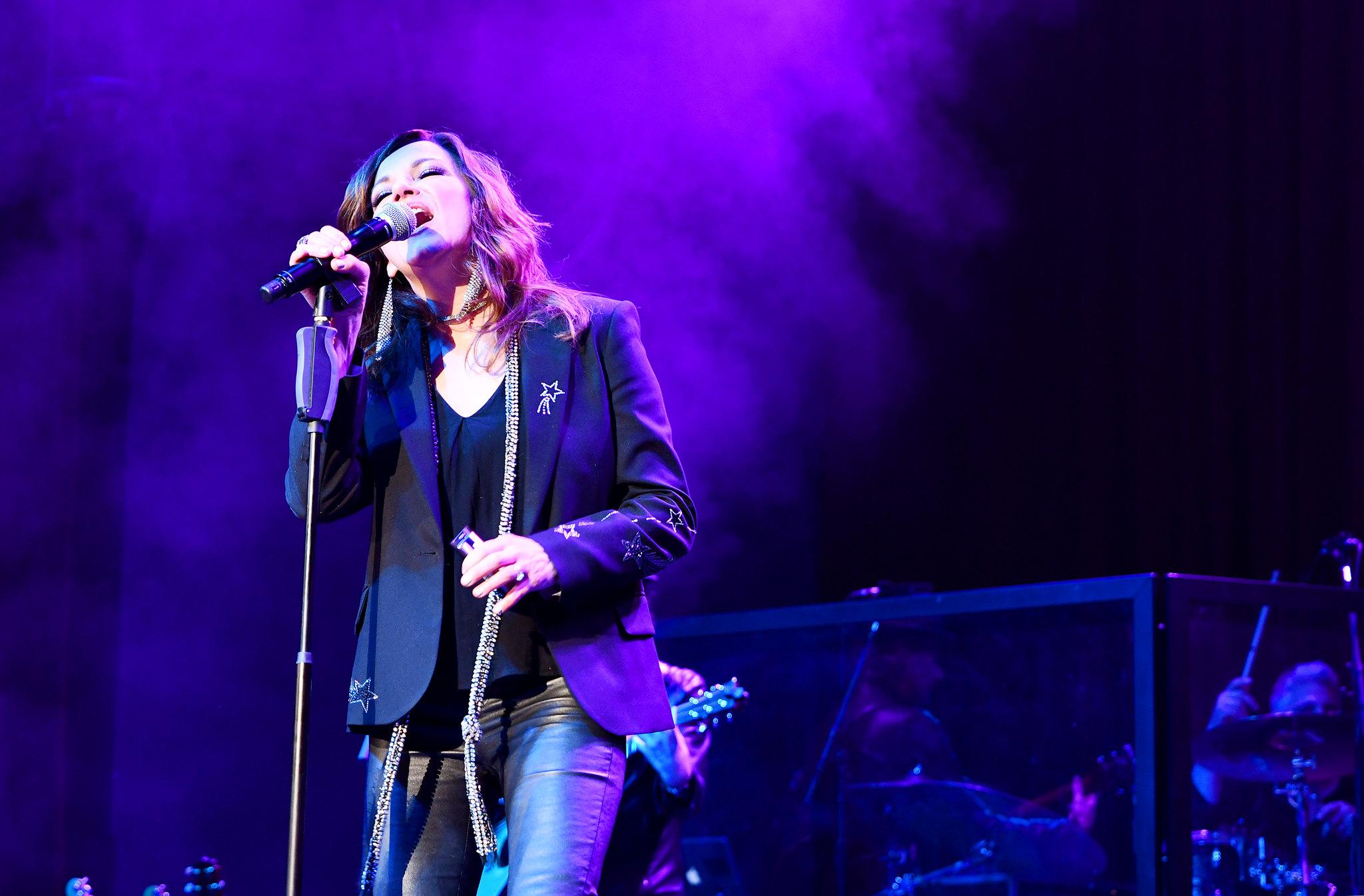 Martina McBride performs