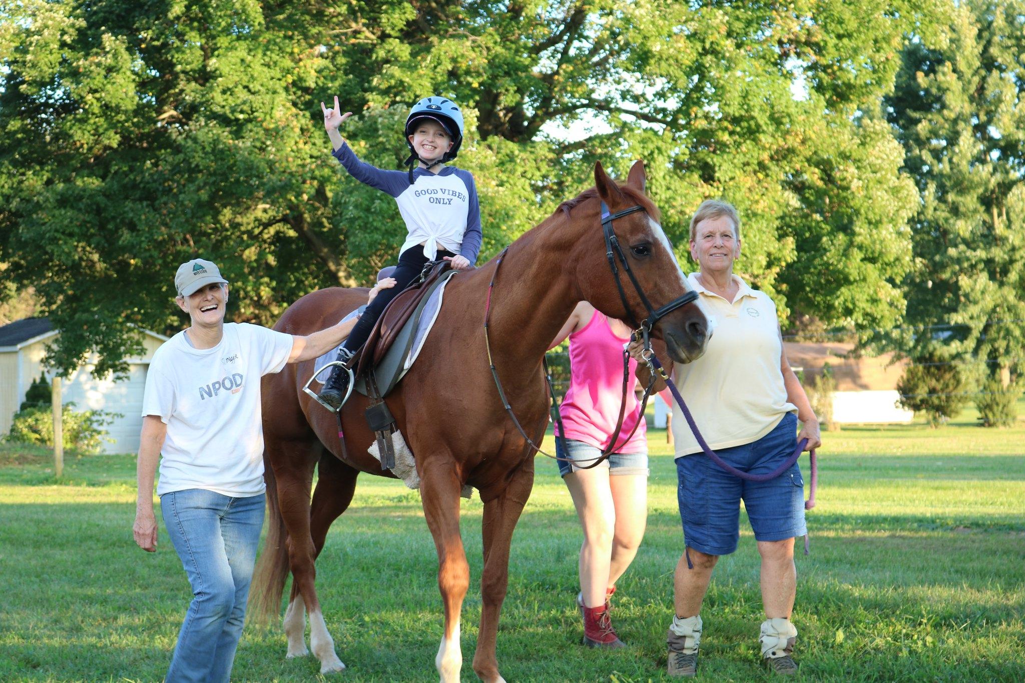 Inn Resident Horseback riding