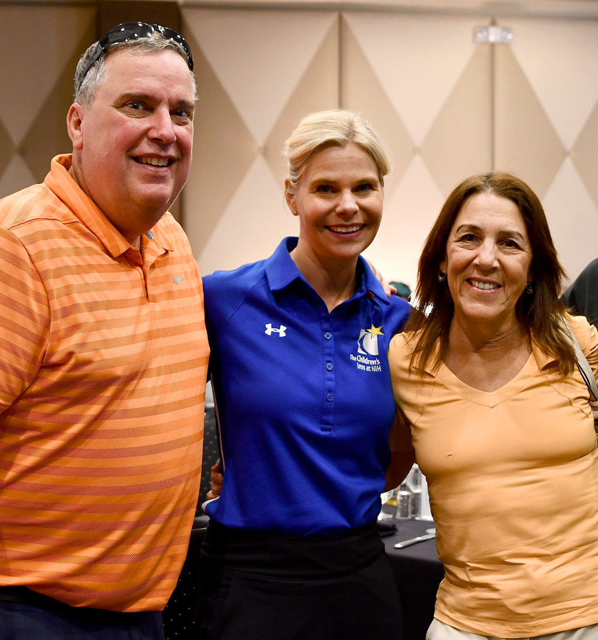 Phyllis, Scott, and Jennie at The Inn