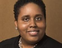 LaTese Briggs, Ph.D, VP, and CPO at the Executive Leadership Council