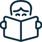 read-newspaper icon